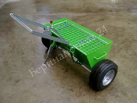 Topping cart hire, floor topping