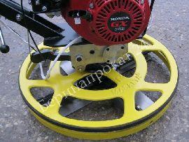 Manual finishing machines rental, rotary trowel rental, concrete finishing machine rental