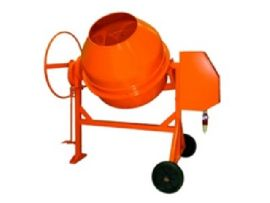 Concrete mixer Lebedyan SBR 260 A to rent