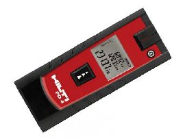 Laser Range Finder Hilti PD4