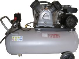 Air Compressor AIRCAST/REMEZA SB 4/C-100.LB30