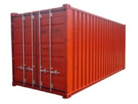 Storage container 20 ft
