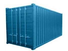 Storage container 40 ft