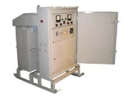 Station KTPTO-80 for concrete heating (up to 60 m3 of concrete)