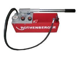 Опрессовочный насос Rothenberger RP 50 в аренду