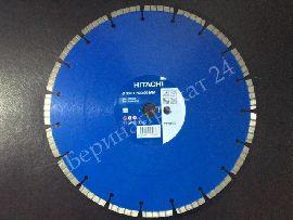 Диск алмазный Hitachi (773010) 350 x 3,2 x 25,4 сегмент турбо