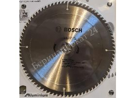 Saw blade ECO AL 254x30-80T Bosch 2608644394