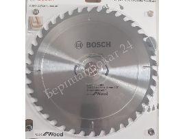 Пильный диск ECO WO 254x30-40T Bosch 2608644383