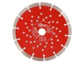 Reinforced concrete diamond blade 180/10/22.23 Trio Diamond Segment Grand Hot press (China)