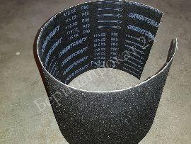 Шлифовальная шкурка рулонная Orientflex р80