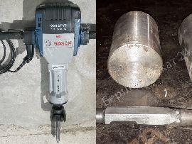 Сваебойный комплект на базе отбойный молоток Bosch GSH 27