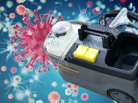 Грамотная уборка помещений при пандемии коронавируса