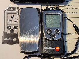 Digital moisture meter Testo 606-2 thermo-hygrometer attorney