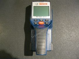 Аренда детектора проводки Bosch D-tect 150 Professional - краткая инструкция