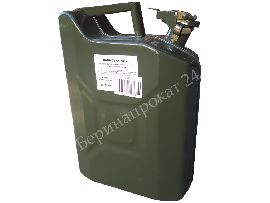 Metal canister 10 L