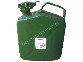 Metal canister 5 L