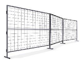 Как правильно заказать аренду строительных ограждений