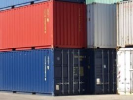 Преимущества аренды контейнера