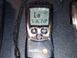 Гигрометр (влагомер) Testo 606-2