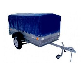 Passenger car trailer 82942Т