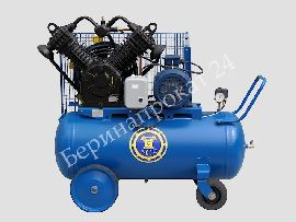 Piston air compressor ASO K-31 (Bezheckiy)