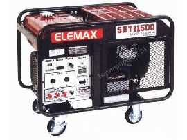 Generator GAS Elemax SHT 11500 (Japan)