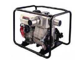 Мотопомпа для грязной воды Honda WT 30X (бензиновый водяной насос) в аренду