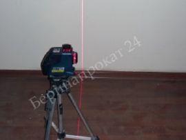 Лазерные нивелиры Bosch (Бош) в аренду