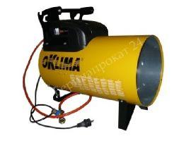 Пушка газовая Oklima SG 260 C (32 - 66 КвТ) газовый нагреватель прямого типа