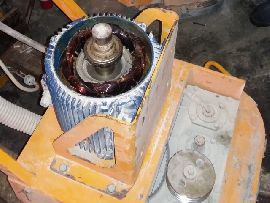 Причины поломок шлифовальных машин по бетону