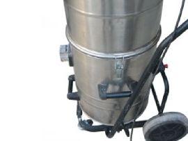 Правила работы с промышленным пылесосом Soteco Panda V 640 M
