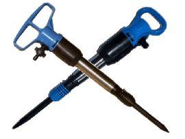 Пневматические отбойные молотки в аренду - преимущества моделей МОП-3 и МОП-4