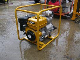 Бензиновая мотопомпа Robin Subaru PTX 301 T (для грязной воды) в аренду и напрокат