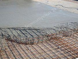 Как прогреть бетон взятым в аренду оборудованием