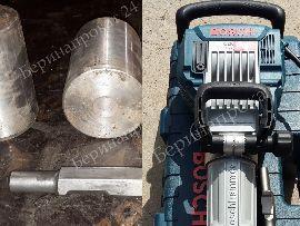 Сваебойный комплект и отбойный молоток Bosch GSH 16-30