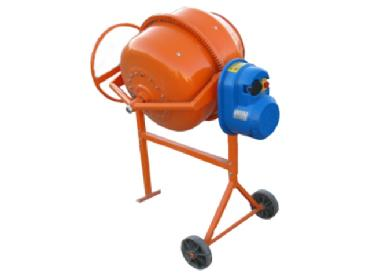 Portable concrete mixer Lebedyan SBR-170A.3 to rent