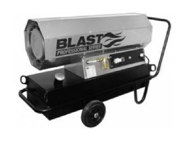 Heater Blast HSW 100 T for rent