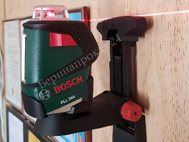 Лазерный нивелир Bosch pll 360 в аренду