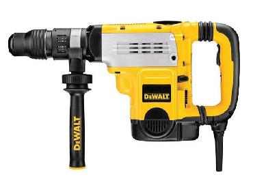Demolition hammer drill DeWalt D25711K for rent