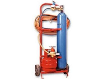 Пост газосварщика ПГУ 40 П (пропан и кислород) в аренду