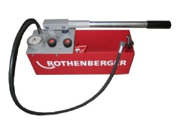 Crimping pump Rothenberger RP 50 for rent