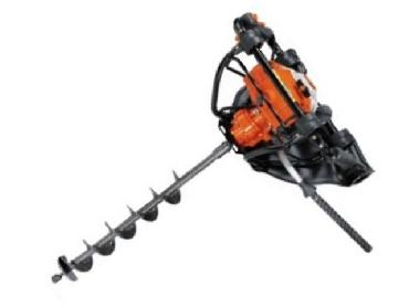 Earth auger Stihl BT 121 (60, 90, 120, 150, 200 mm) for rent