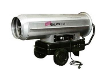 Air heater Galaxy 115 for rent