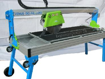Stone saw Venus 150 Mekano (220 V) for rent