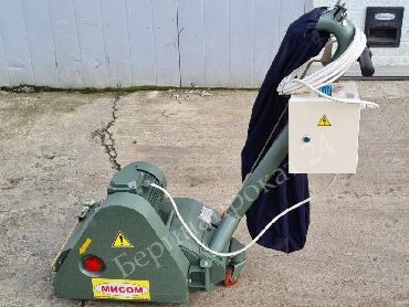 Rent of parquet grinder Misom SO 206.1A