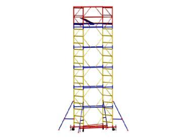 Аренда вышки туры ВСР 4 площадка 1,2 х 2,0 метра высота 7,6 метра (190 кг)