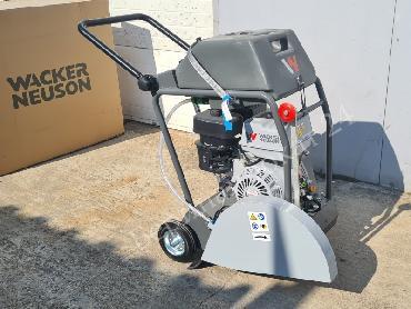 Rent of a gasoline floor saw Wacker Neuson MFS 1350-CE О630378