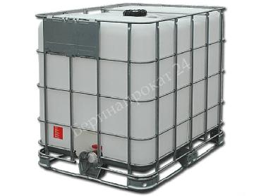 Intermediate bulk container 1000 L for rent