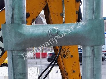 Security connector for construction fence Betafence 3,5 x 2,0 for rent