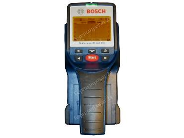 Rent of the universal detector Bosch D-tect 150 Professional 3601K10005